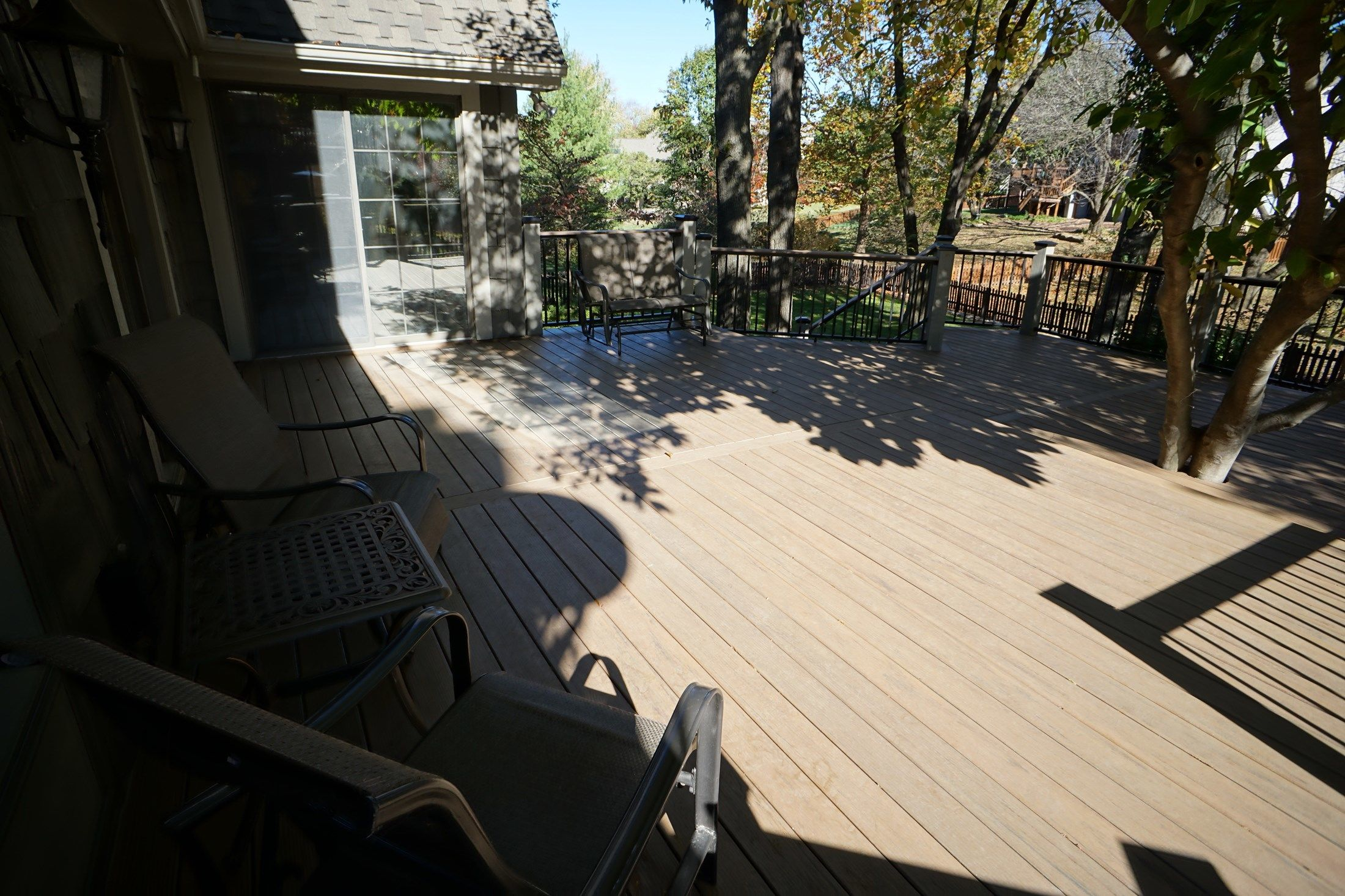 Composite Deck - Picture 5197