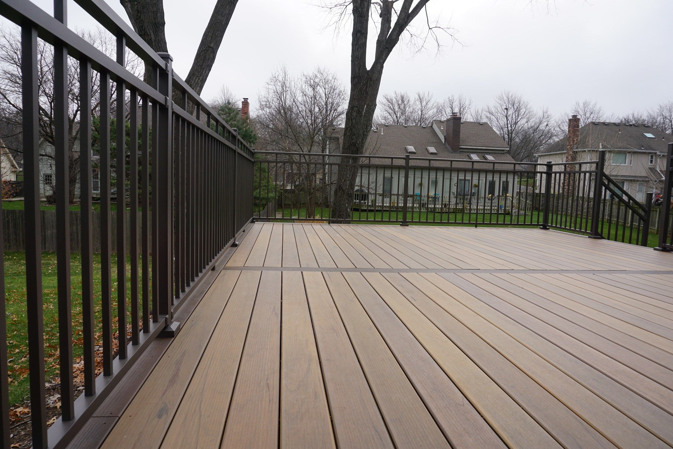 Composite Deck - Picture 5227