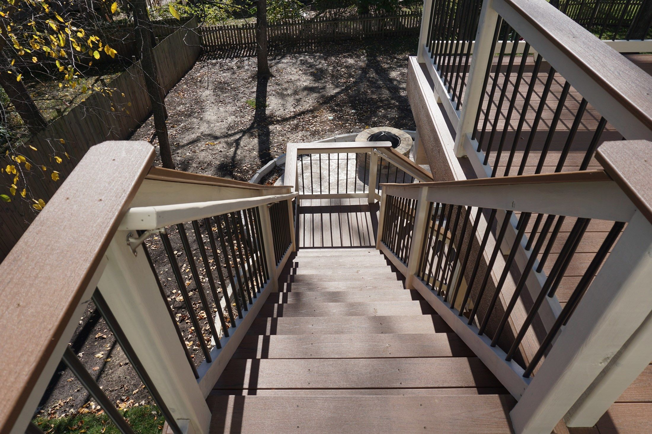Composite Deck - Picture 5237