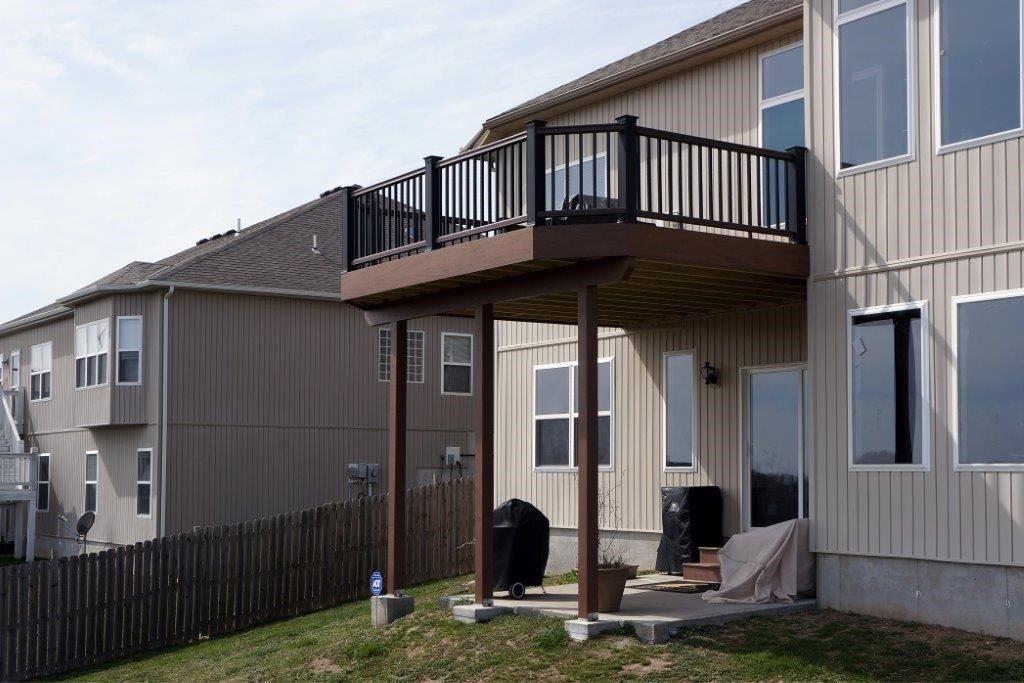 Composite Deck - Picture 5274
