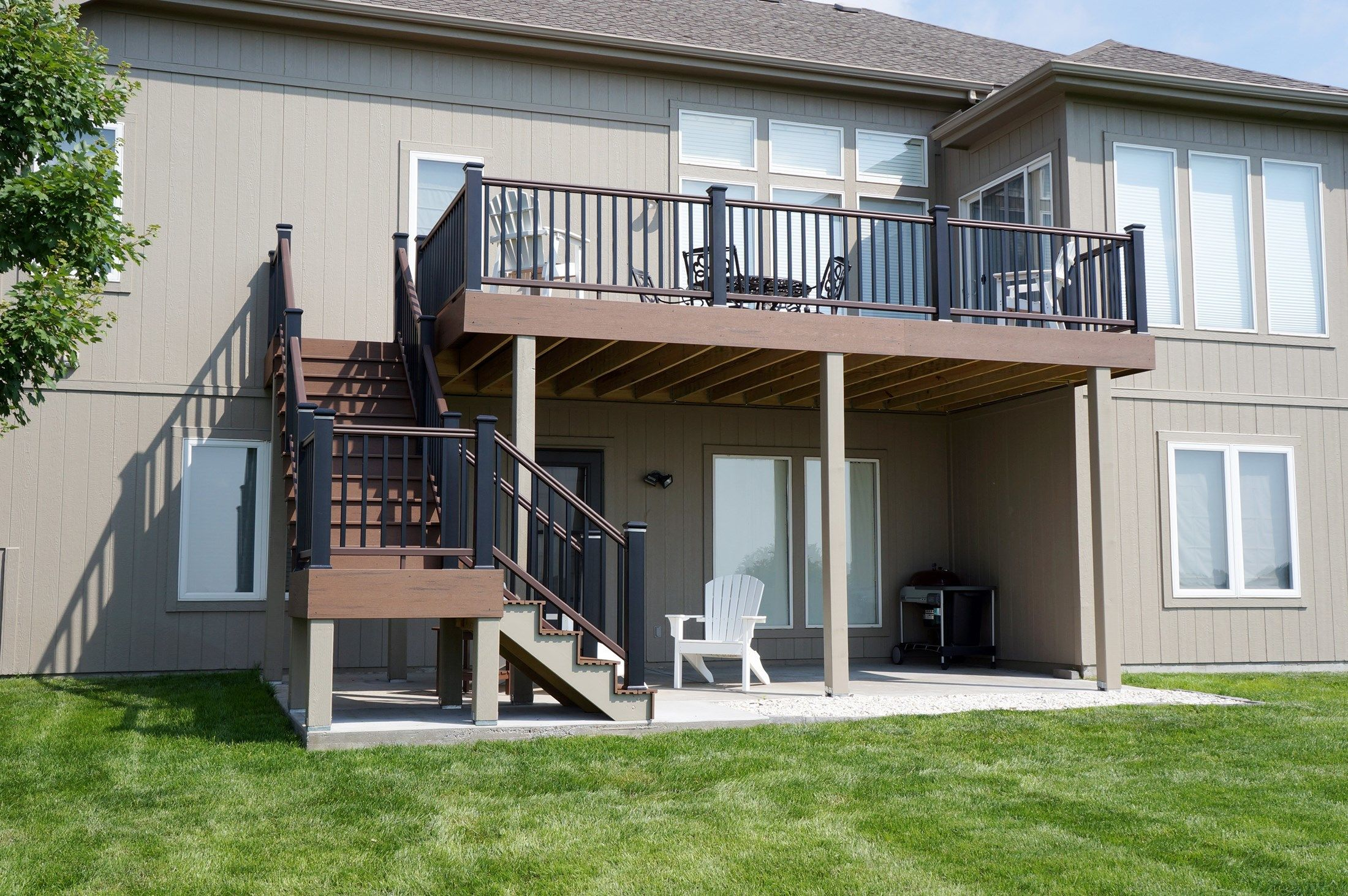Composite Deck - Picture 5285