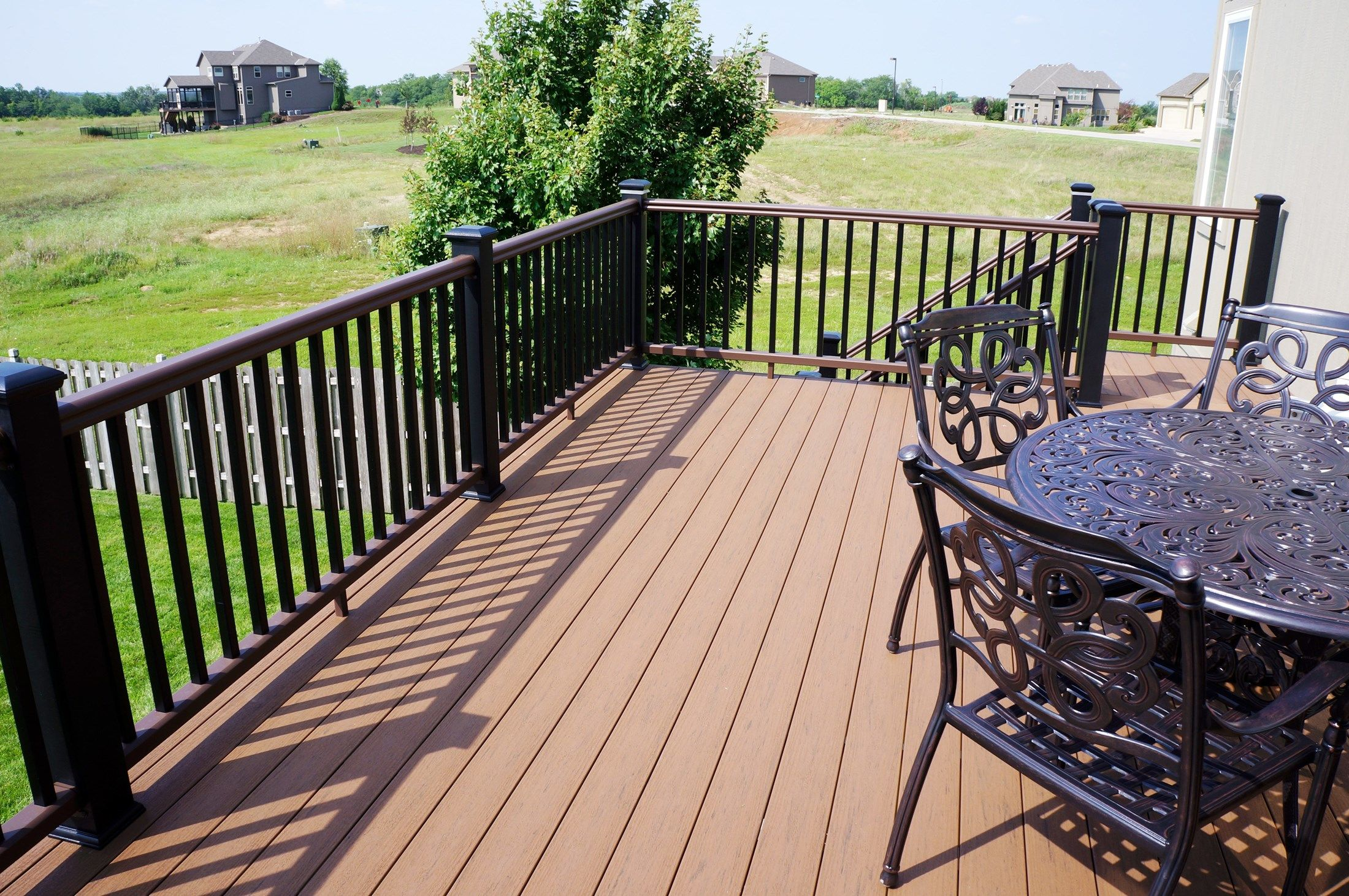 Composite Deck - Picture 5287