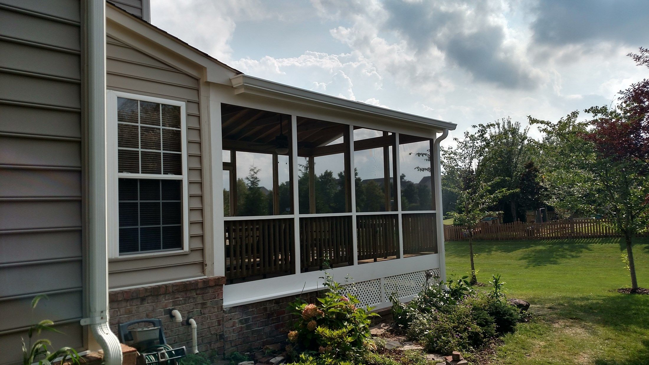 Screened Porch - Picture 6074