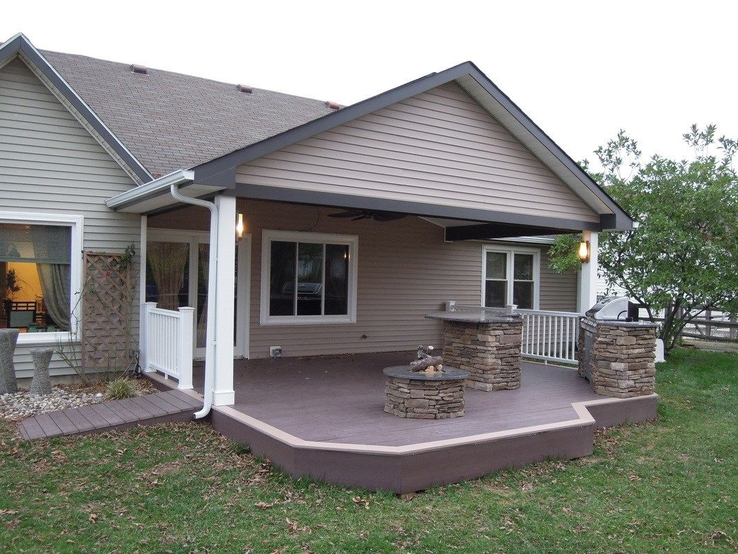 """Jamison""""s Covered Deck - Picture 6085"""