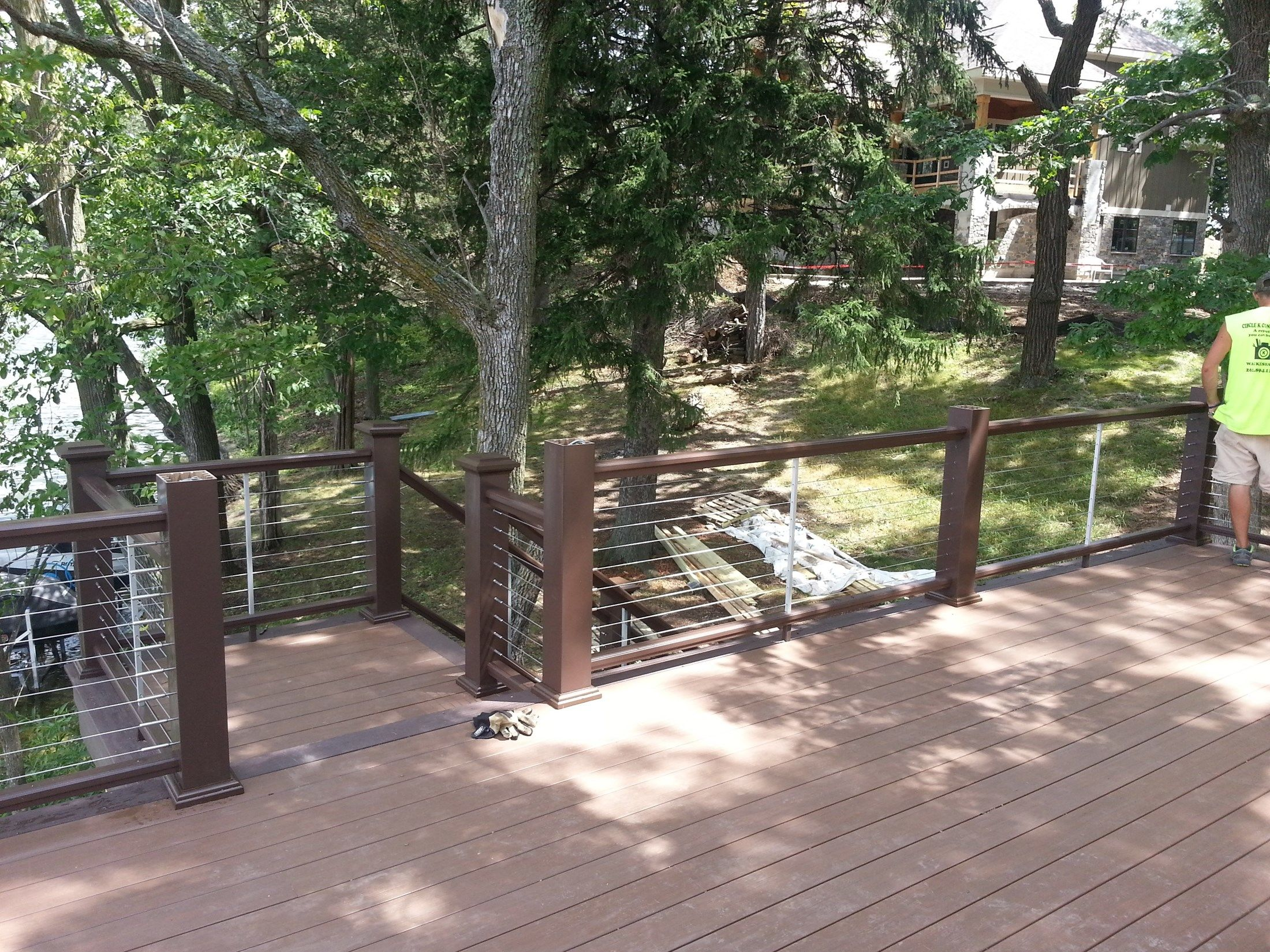 boathouse deck - Picture 6165