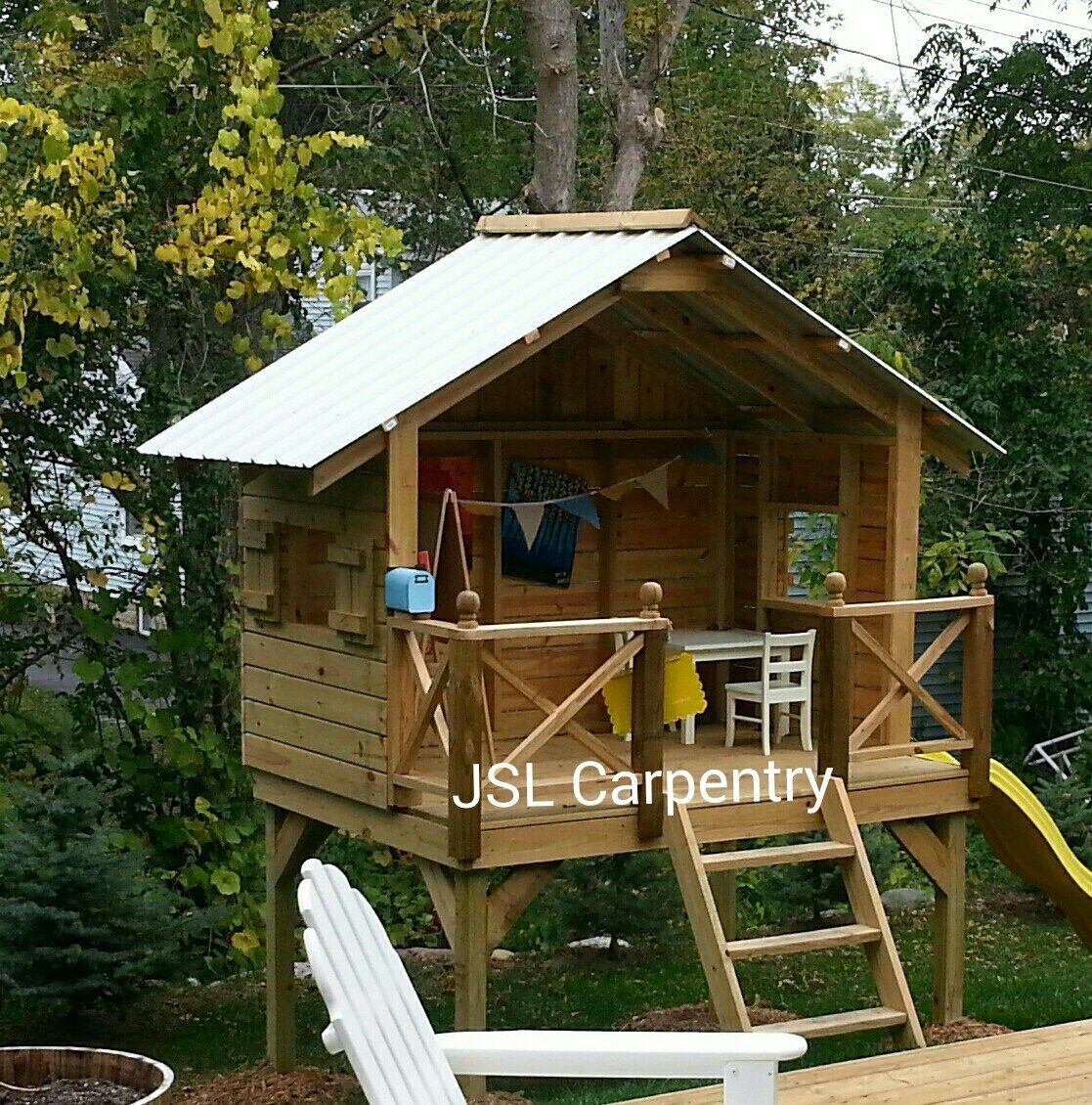 Children's Playhouse - Picture 6222