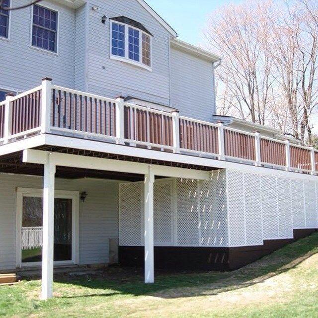 Backyard decks - Picture 6250