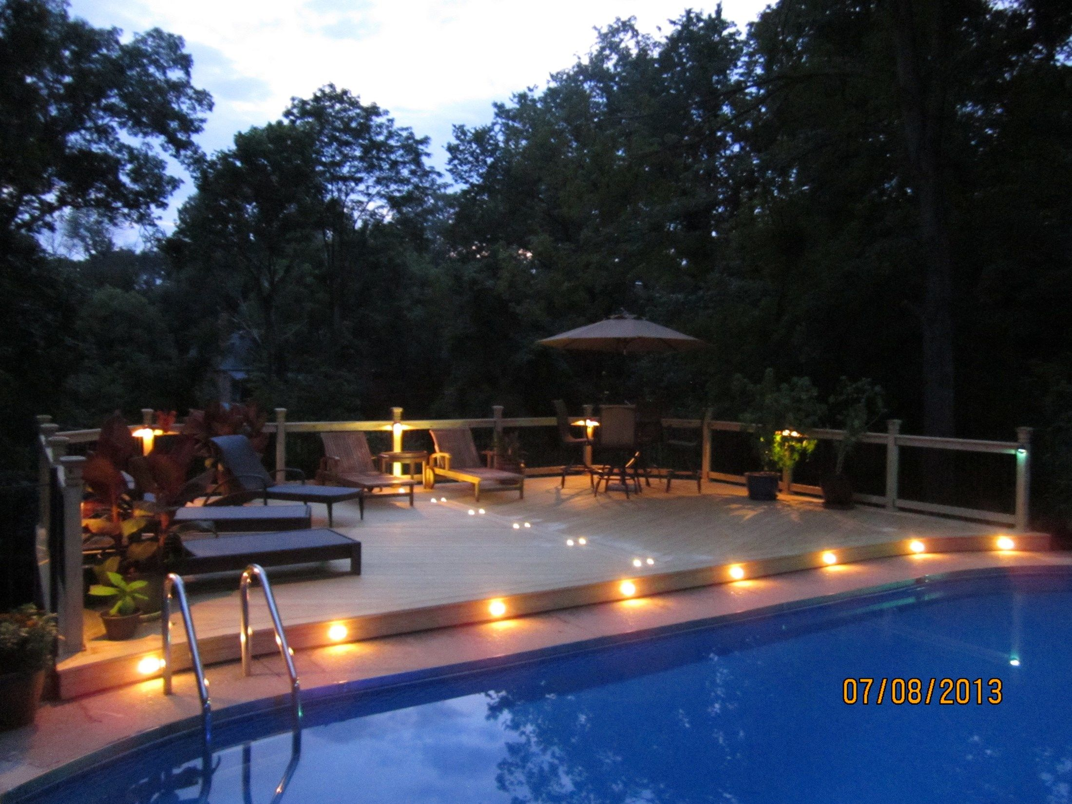 Cedar Pool Deck - Picture 6268