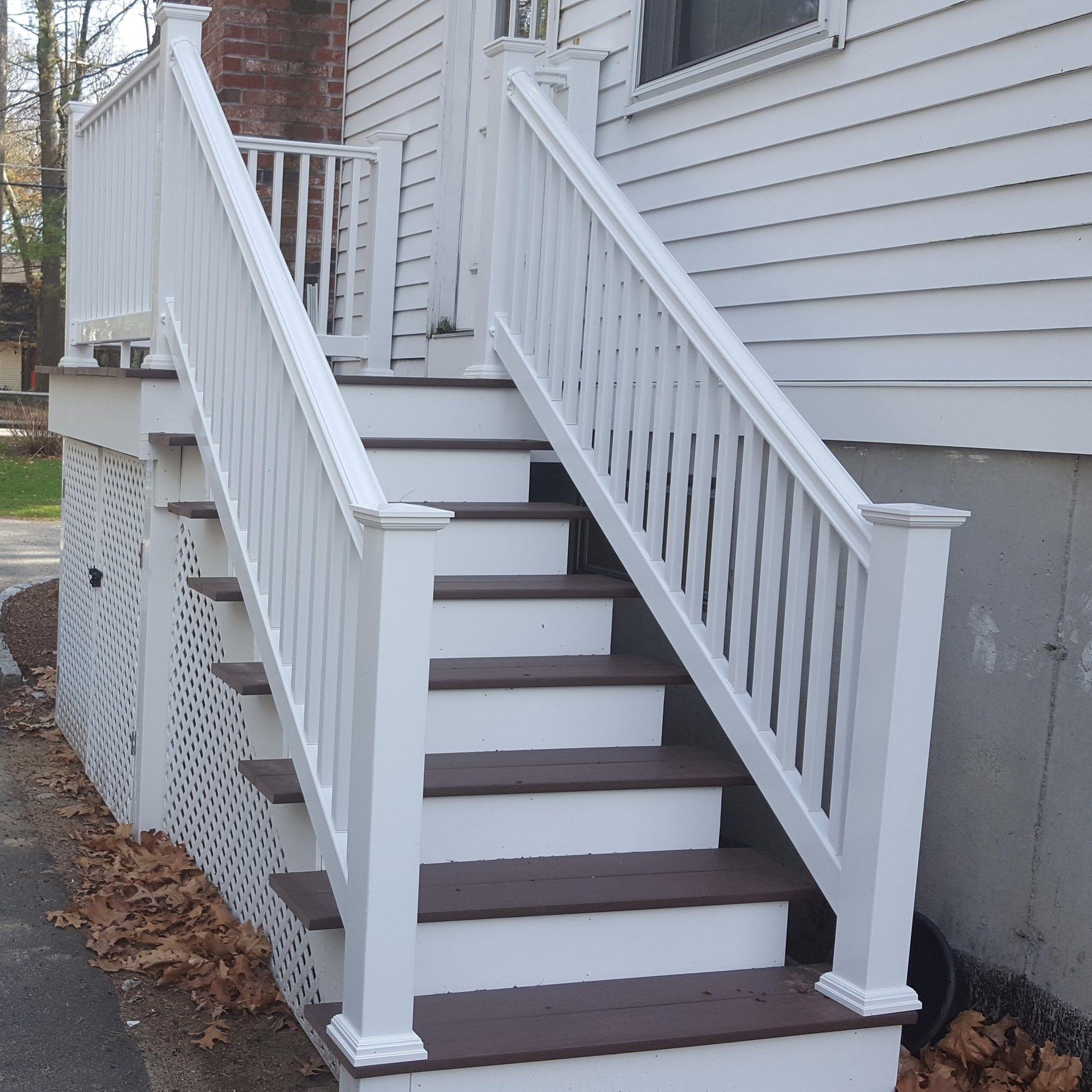 Raised Decking Ideas: Raised Decking: First Floor Deck Pictures & Ideas