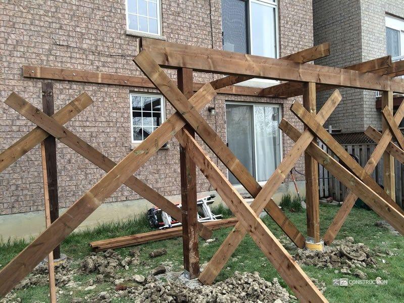 Cedar Deck Design - Picture 6301