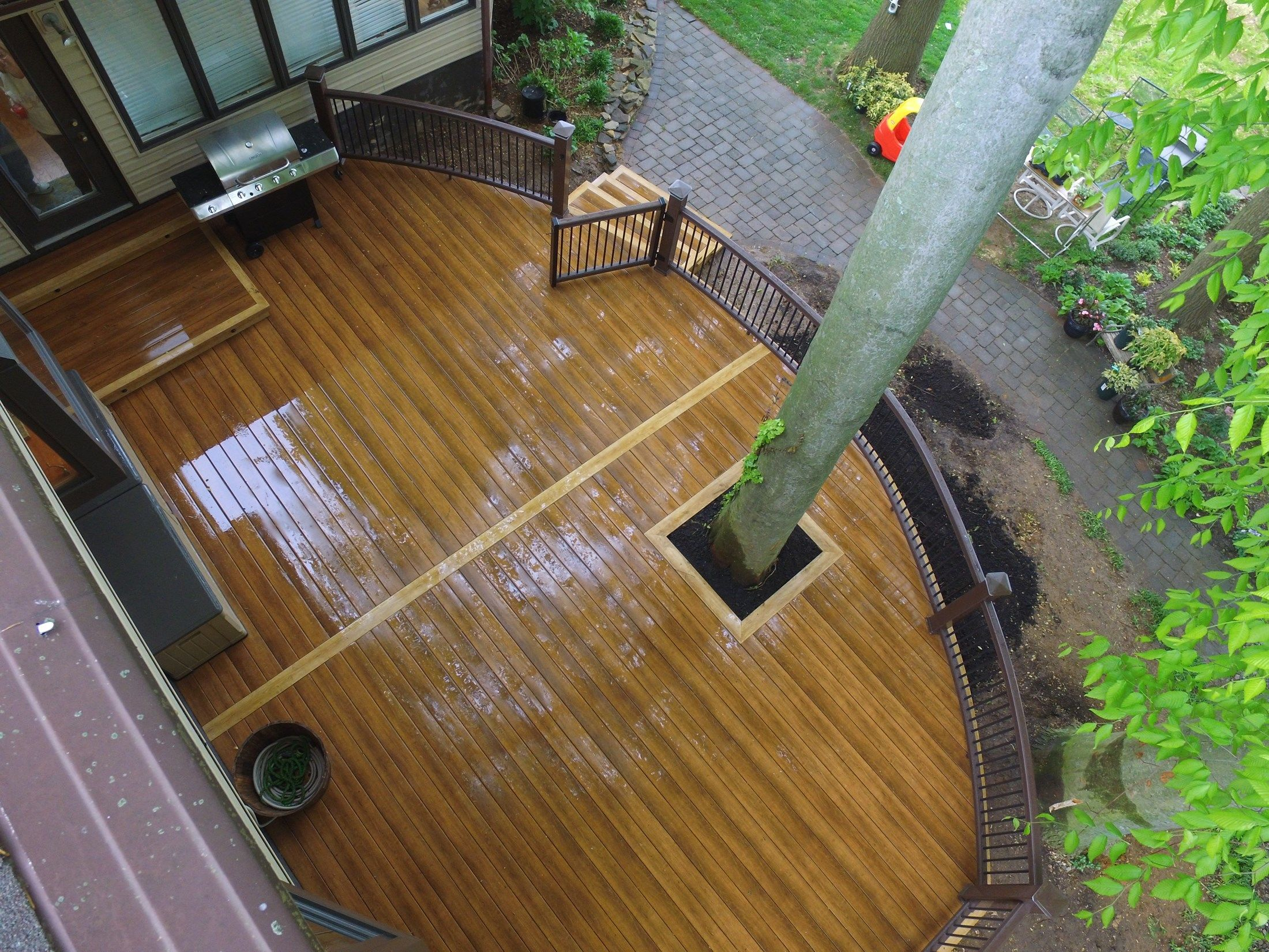 Zuri Curved Deck-Delaware - Picture 6514
