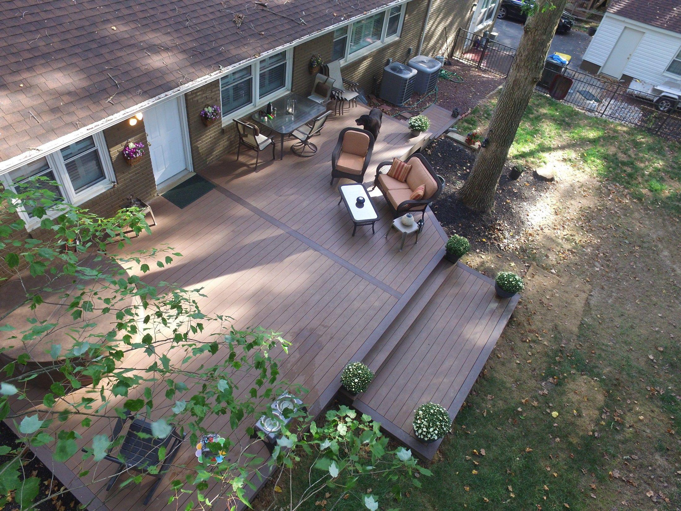 Timbertech Terrain Deck - Picture 6520