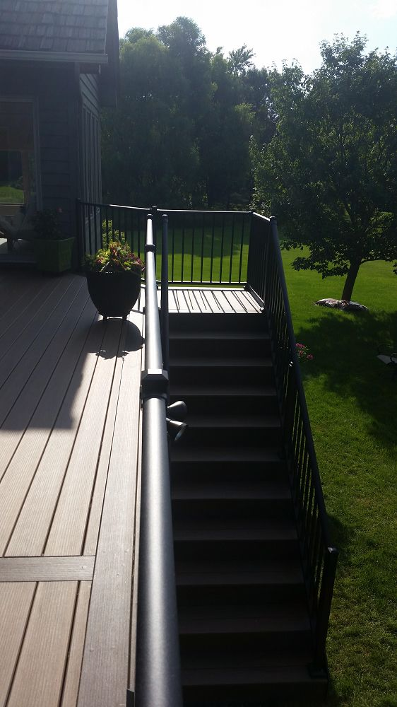 Timbertech Deck - Picture 6558