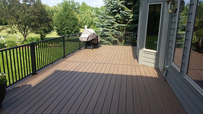 Timbertech Deck - Picture 6560