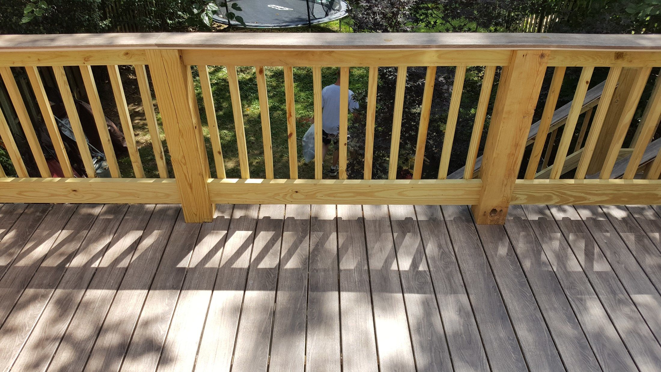 Zuri decking - Picture 6652