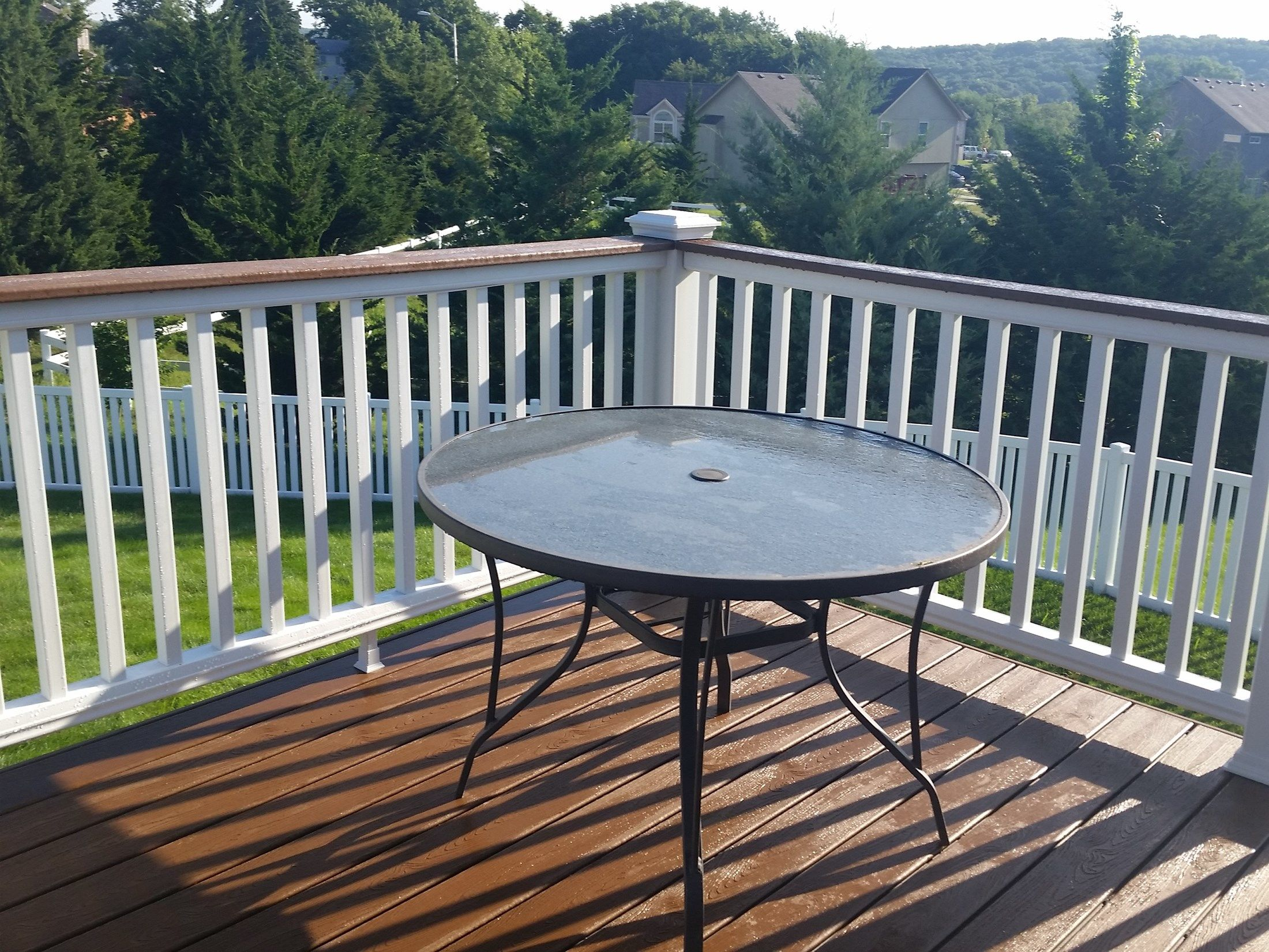 Composite Deck and Railing - Picture 6660