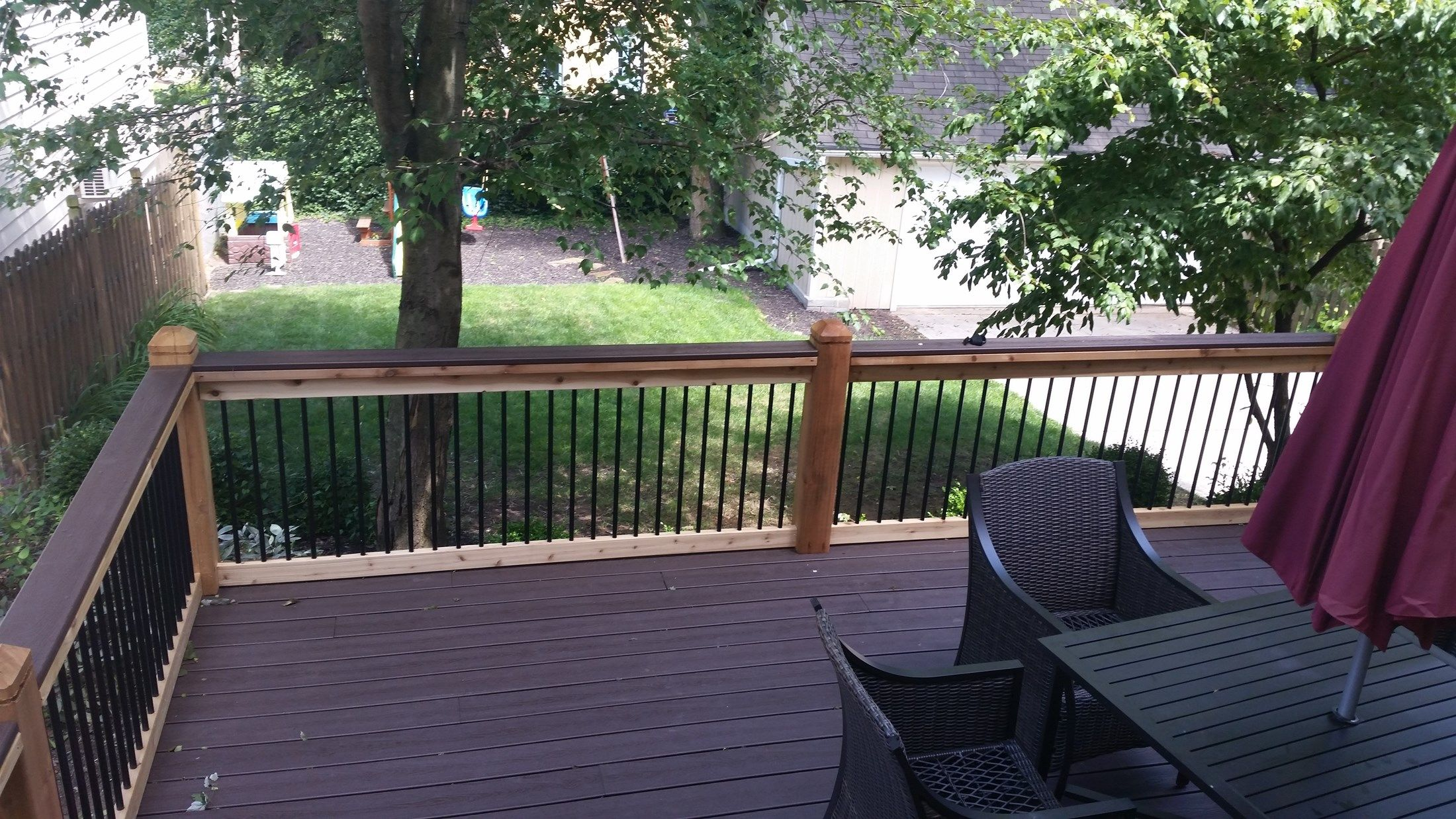 Outdoor Deck Expansion - Picture 6662