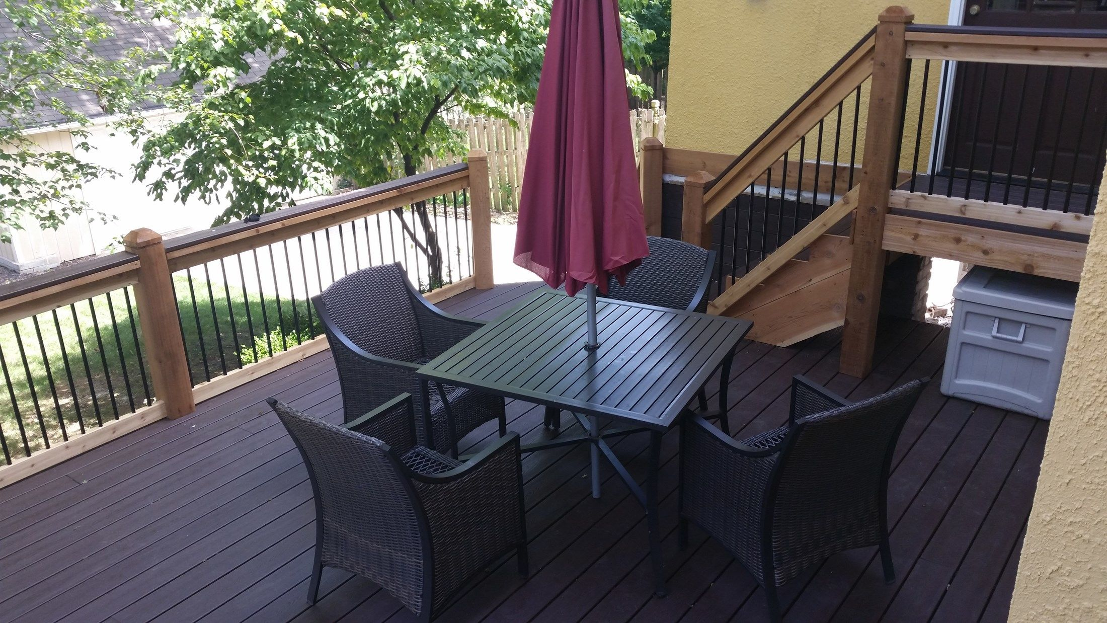 Outdoor Deck Expansion - Picture 6664
