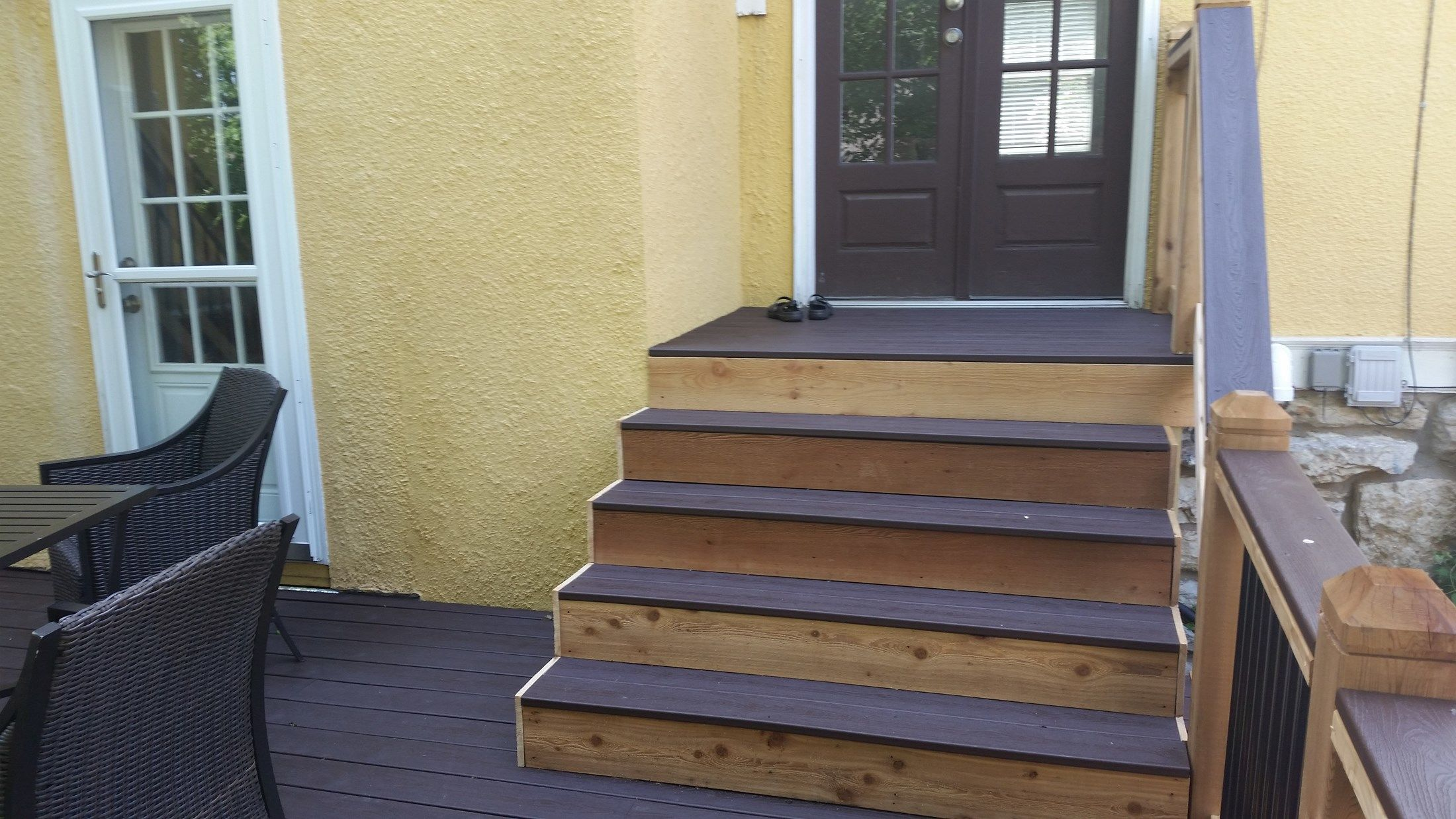 Outdoor Deck Expansion - Picture 6665