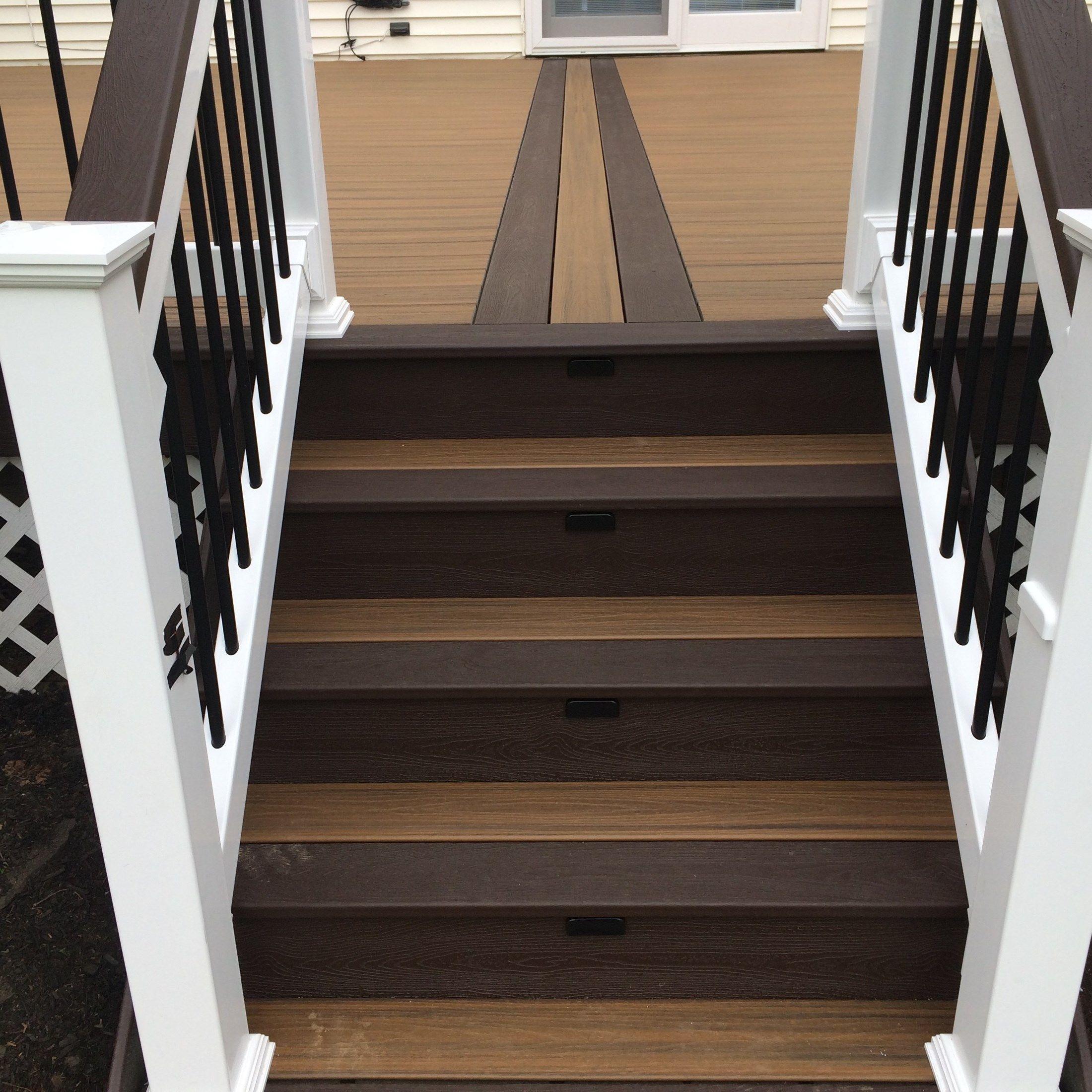 Custom deck in Millstone N.J. - Picture 6710