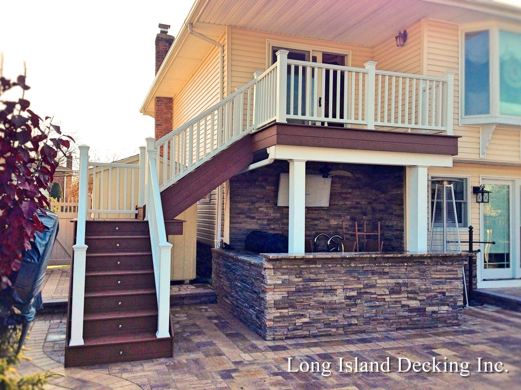 Oceanside NY Upper Deck - Picture 7006