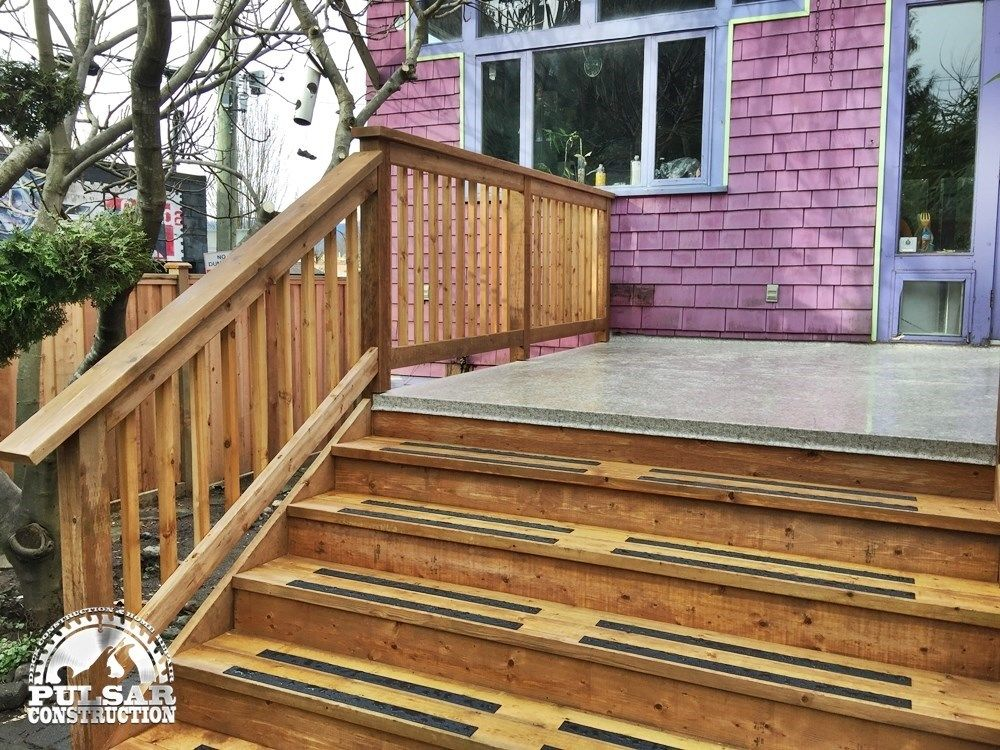 Vinyl Waterproofing & Additional Deck Support - Picture 7073