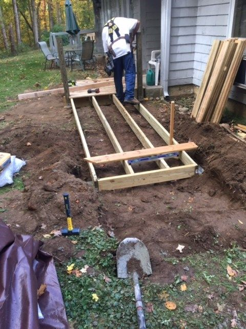 wheel chair ramp - Picture 7099