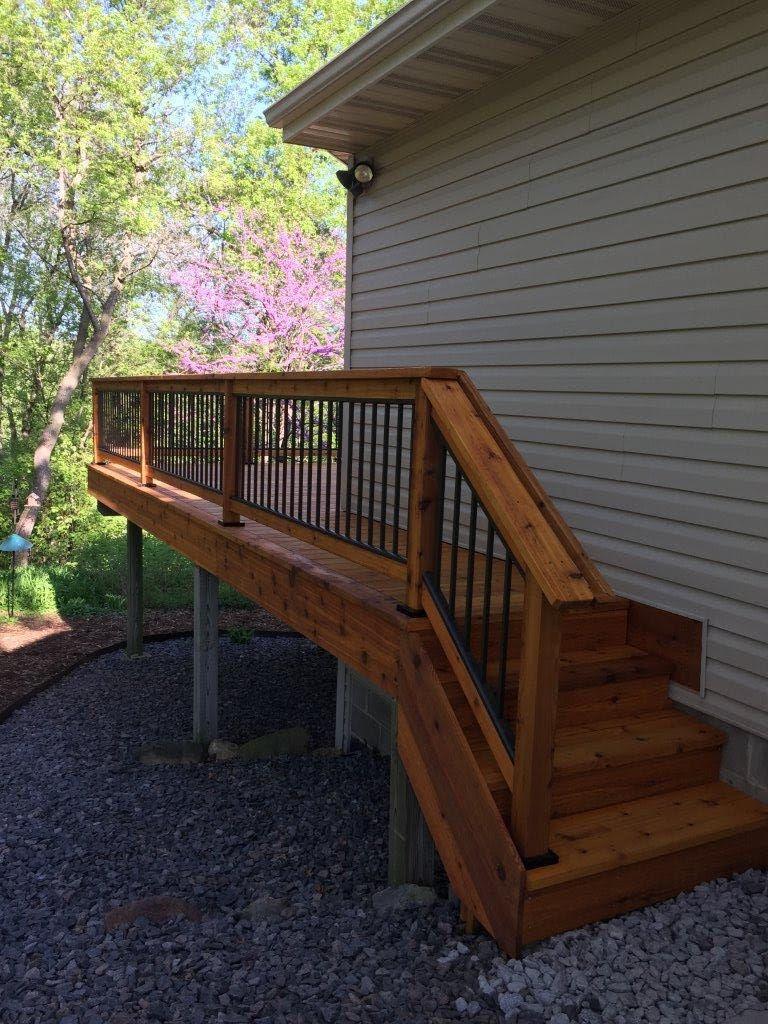 Cedar Deck - Picture 7130