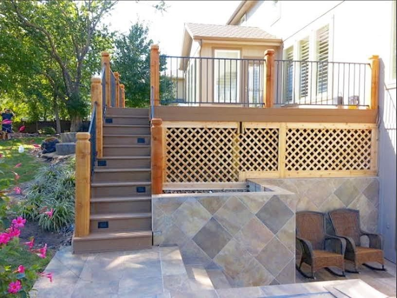 Deck Projects - Picture 7148