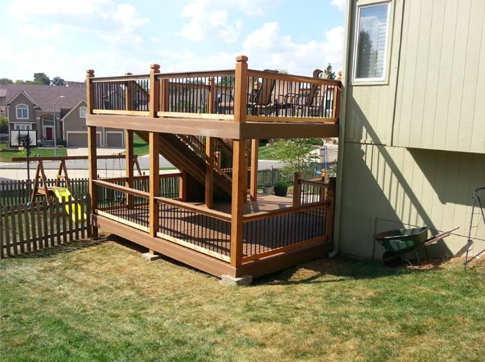 Deck Projects - Picture 7150