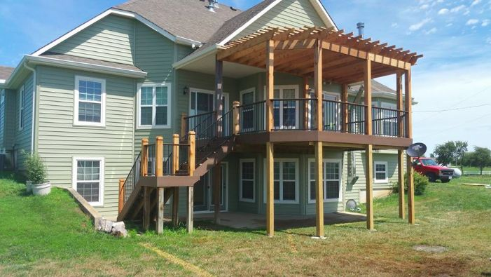 Deck Projects - Picture 7158