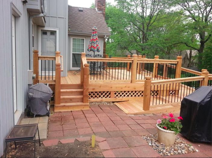 Deck Projects - Picture 7163