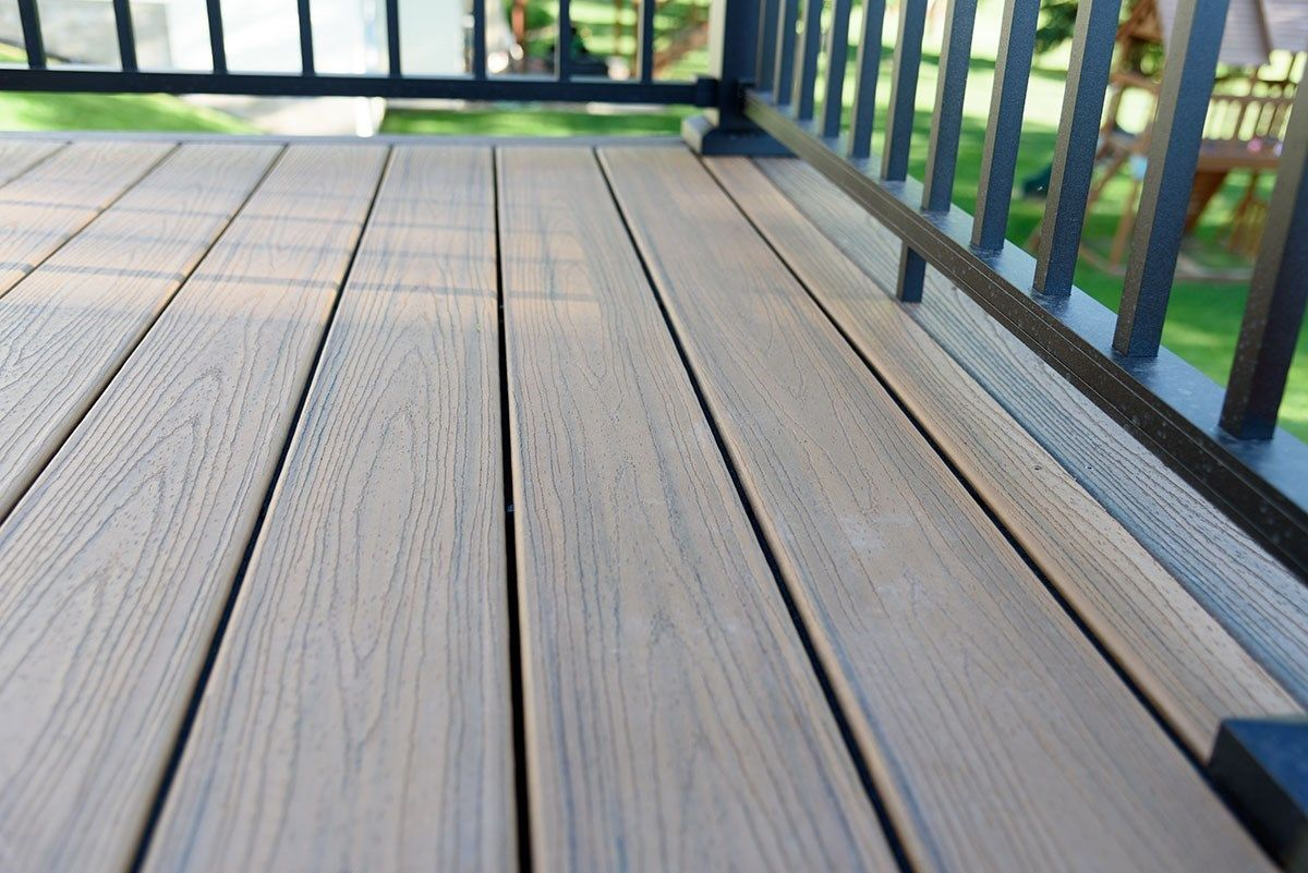Shakopee MN Trex Deck - Picture 7213