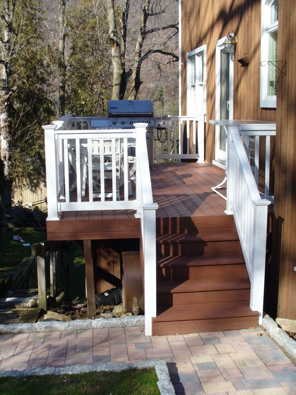 Hawthorne NY Deck - Picture 7432
