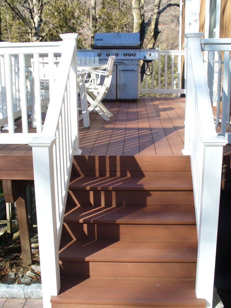 Hawthorne NY Deck - Picture 7433