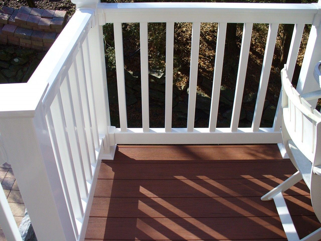 Hawthorne NY Deck - Picture 7435