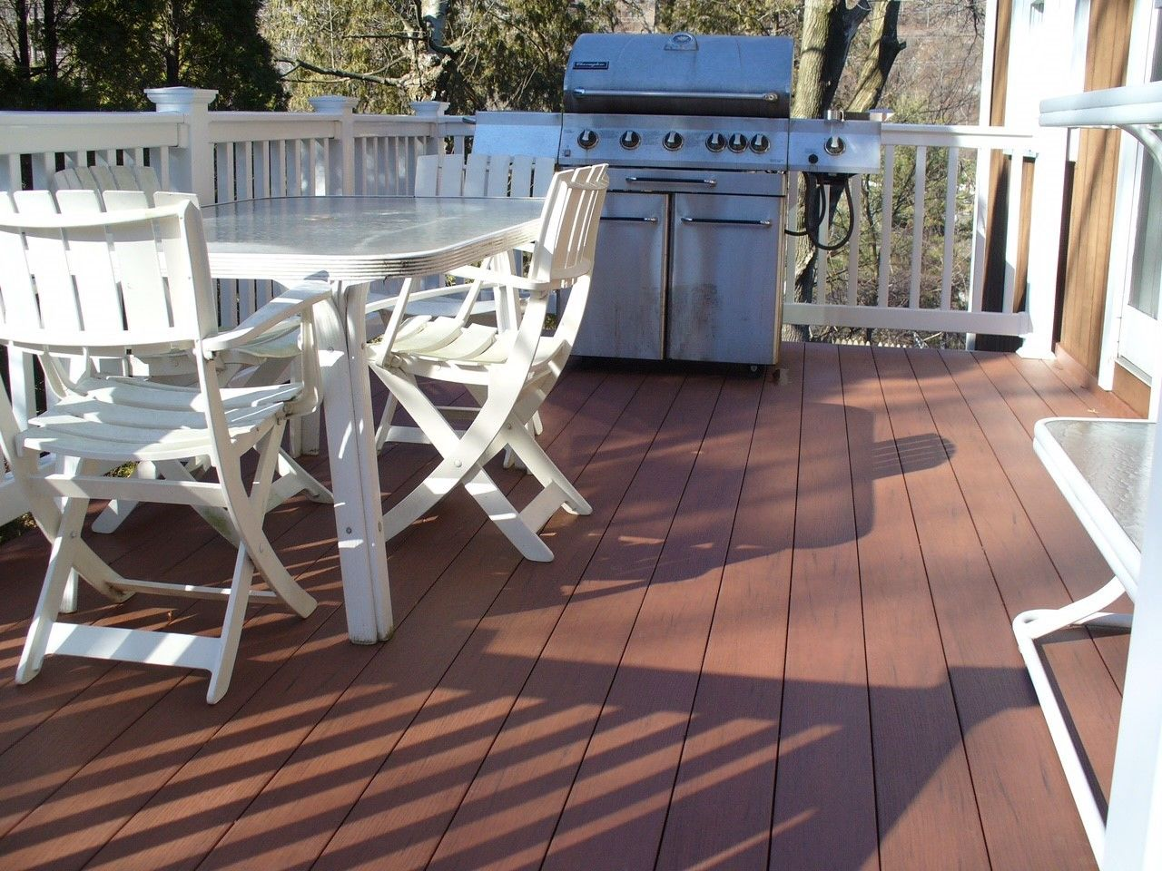Hawthorne NY Deck - Picture 7437