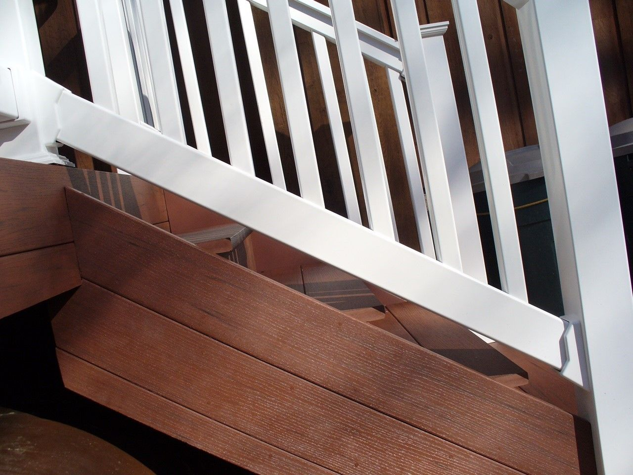 Hawthorne NY Deck - Picture 7441