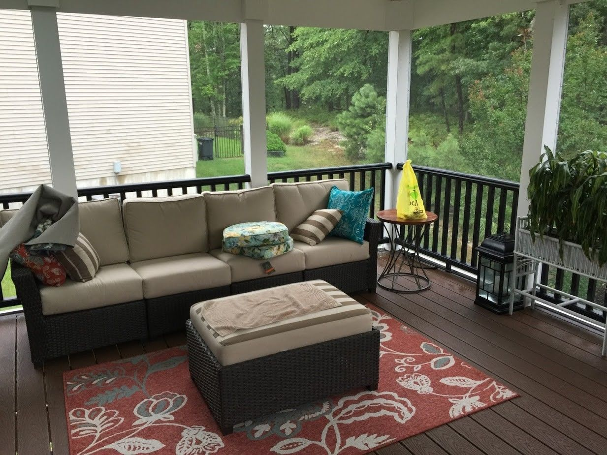 Tuckerton Trex Deck - Picture 7449