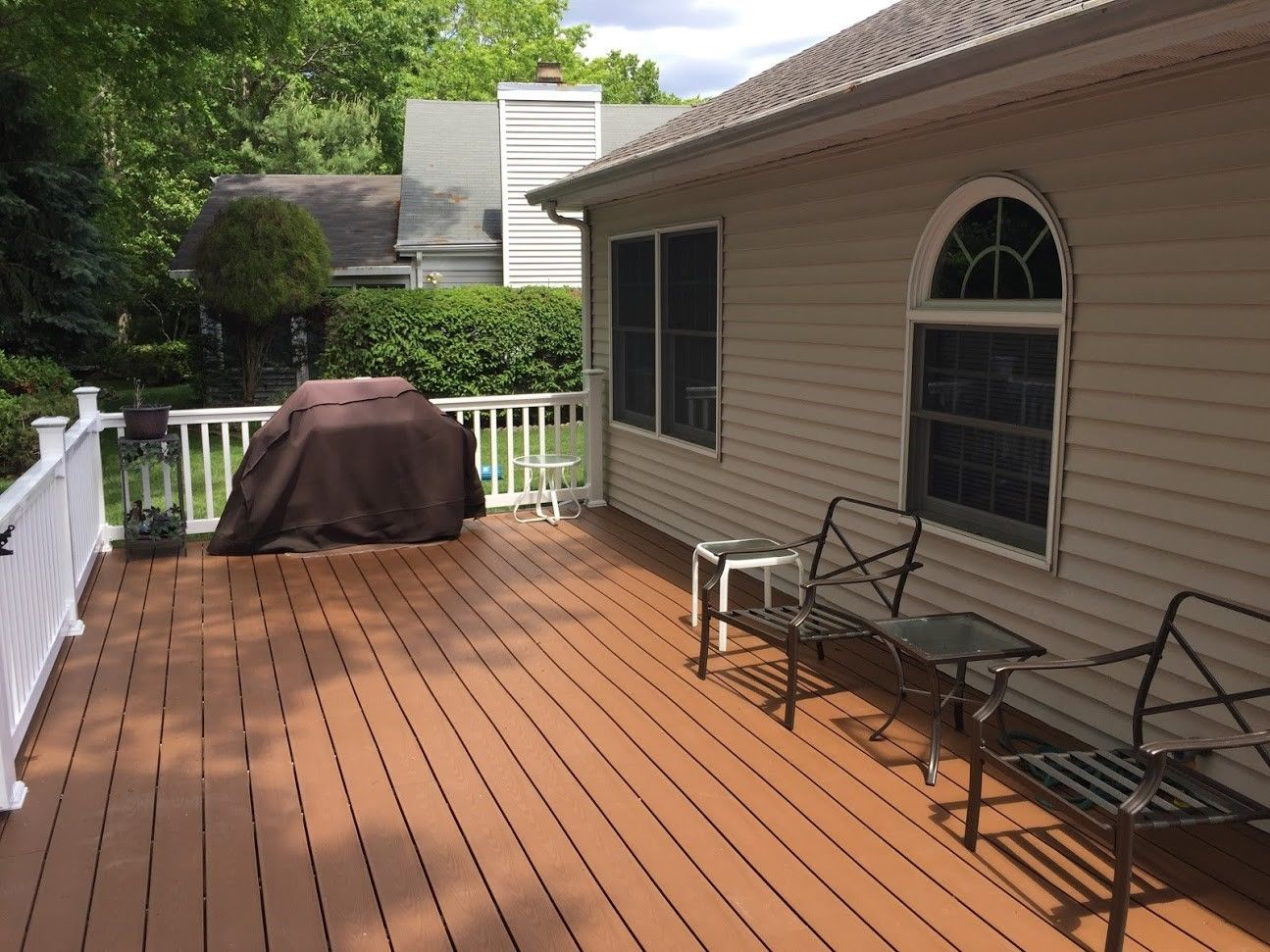 Toms River NJ Wolfe Deck - Picture 7464