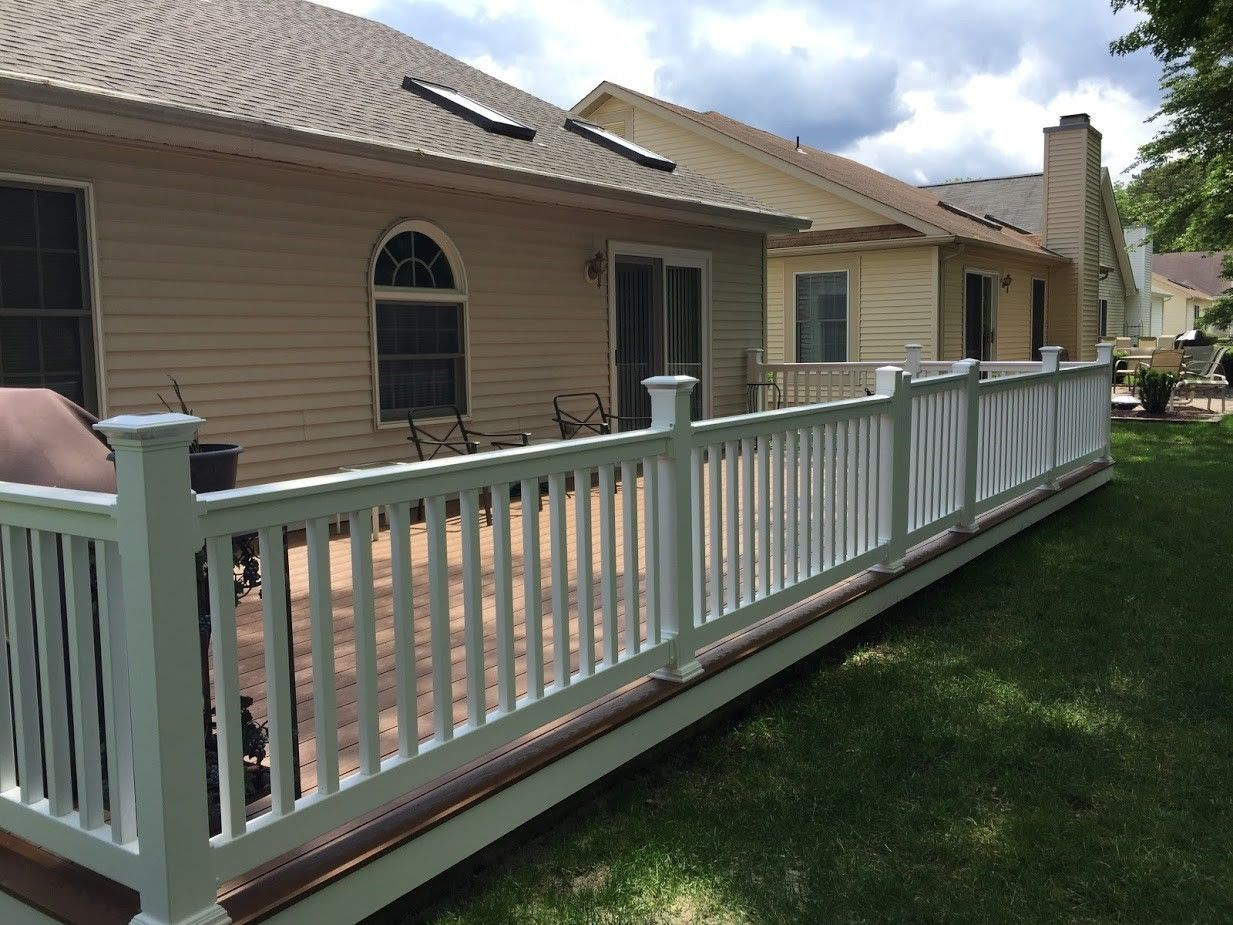 Toms River NJ Wolfe Deck - Picture 7465