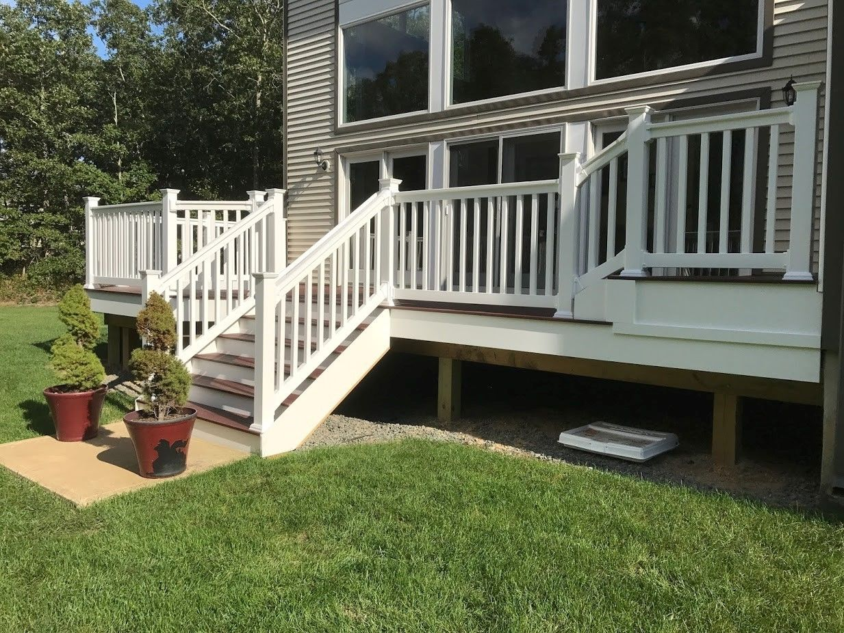 Barnegat,Nj Trex Deck - Picture 7468