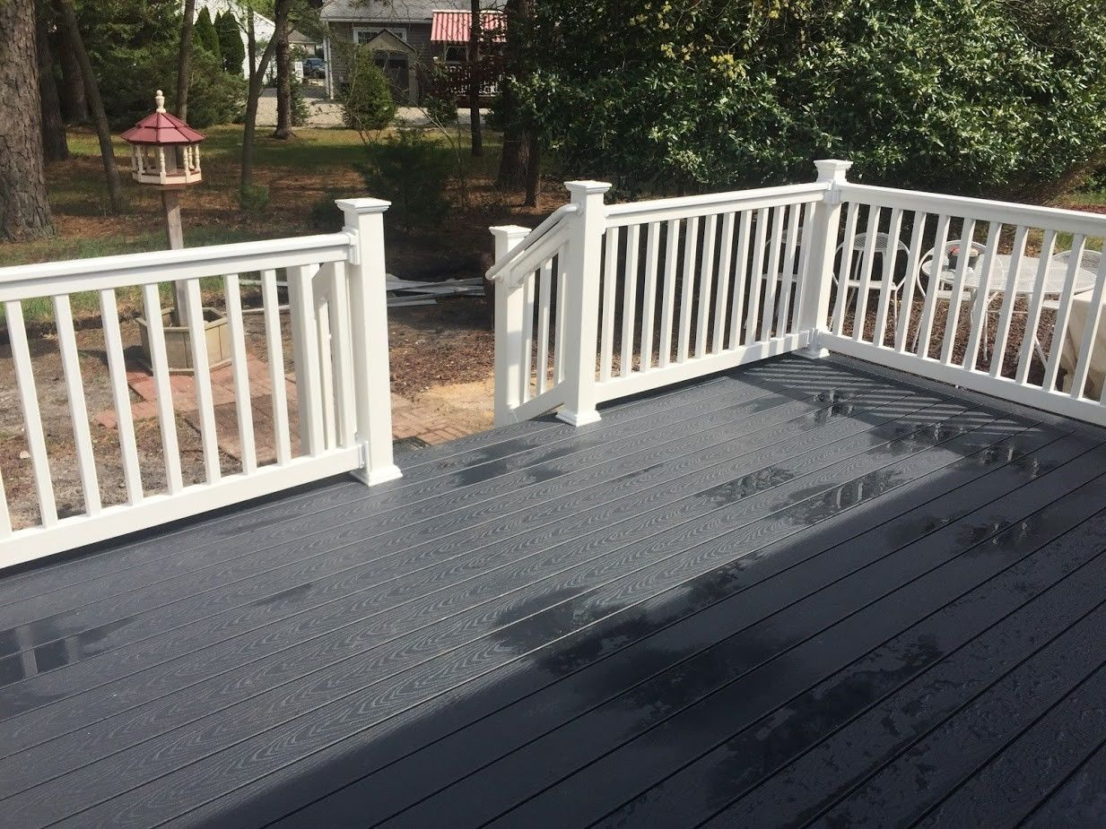 Toms River,NJ Trex Deck - Picture 7475