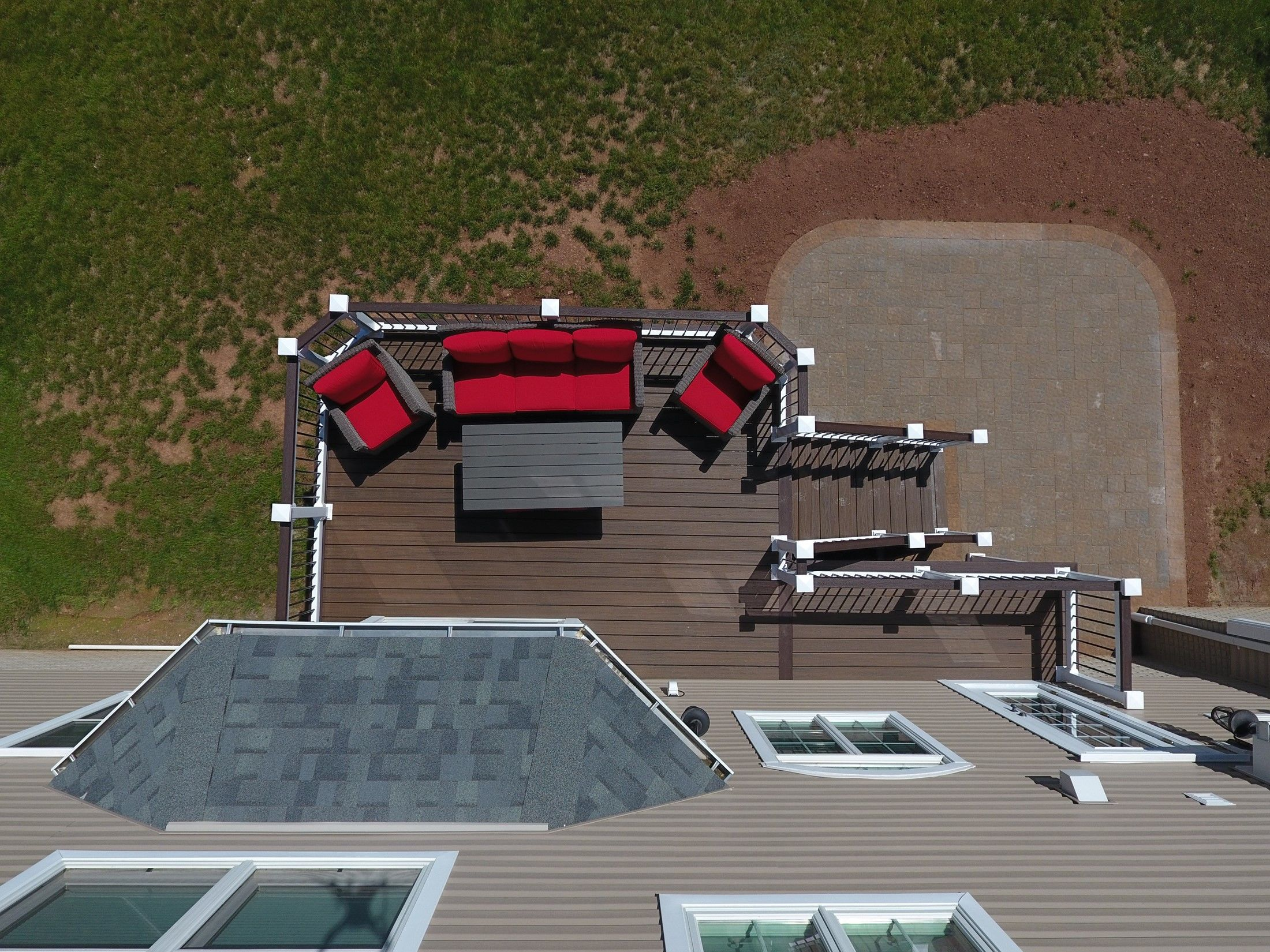 Deck and Patio - Picture 7553