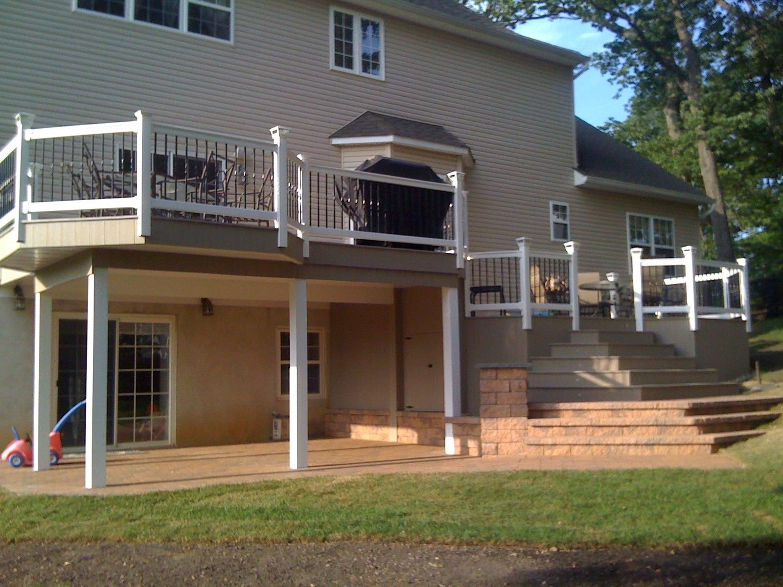Central Jersey Deck - Picture 7564