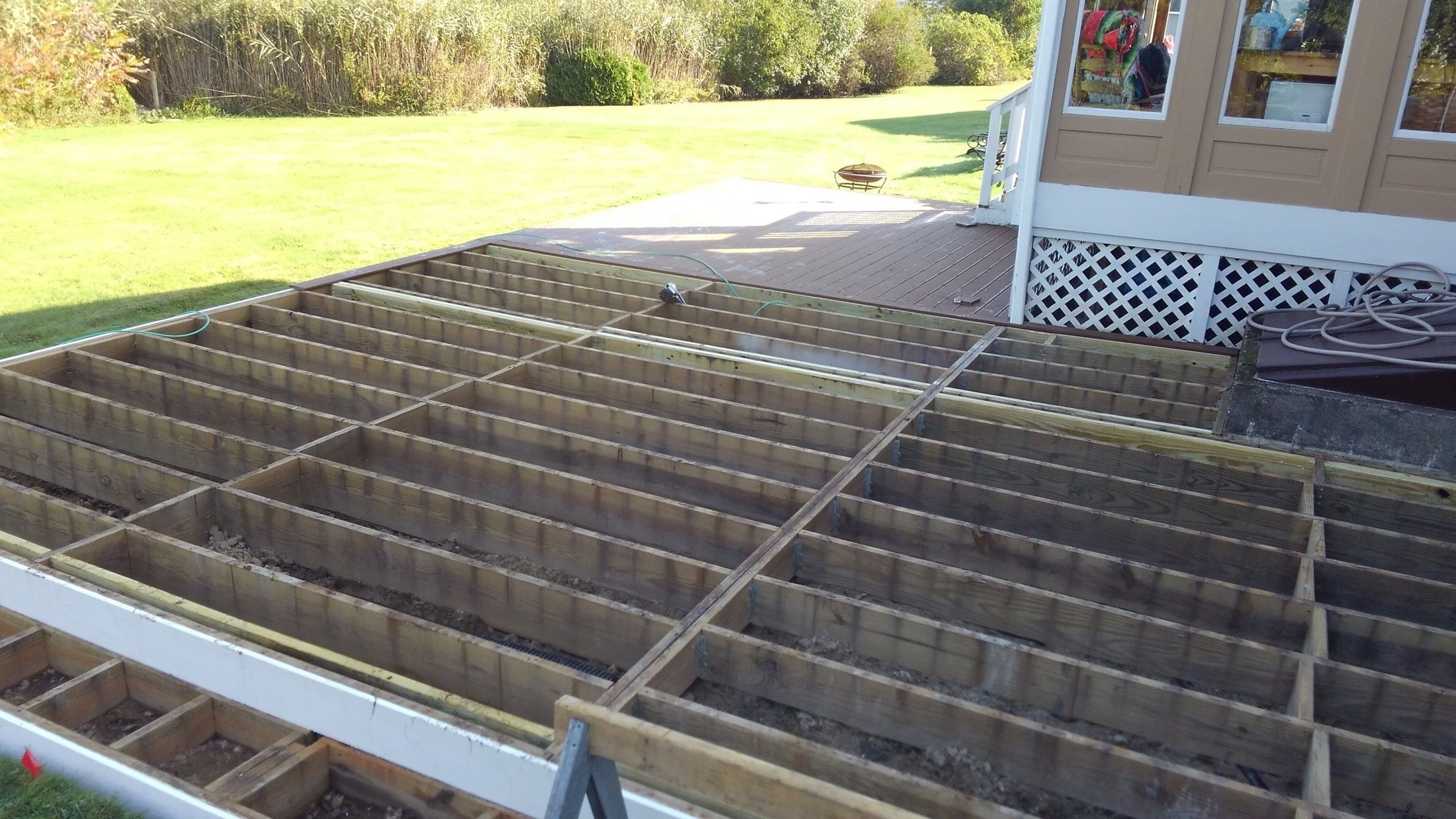 Deck Remodeling - Picture 7695