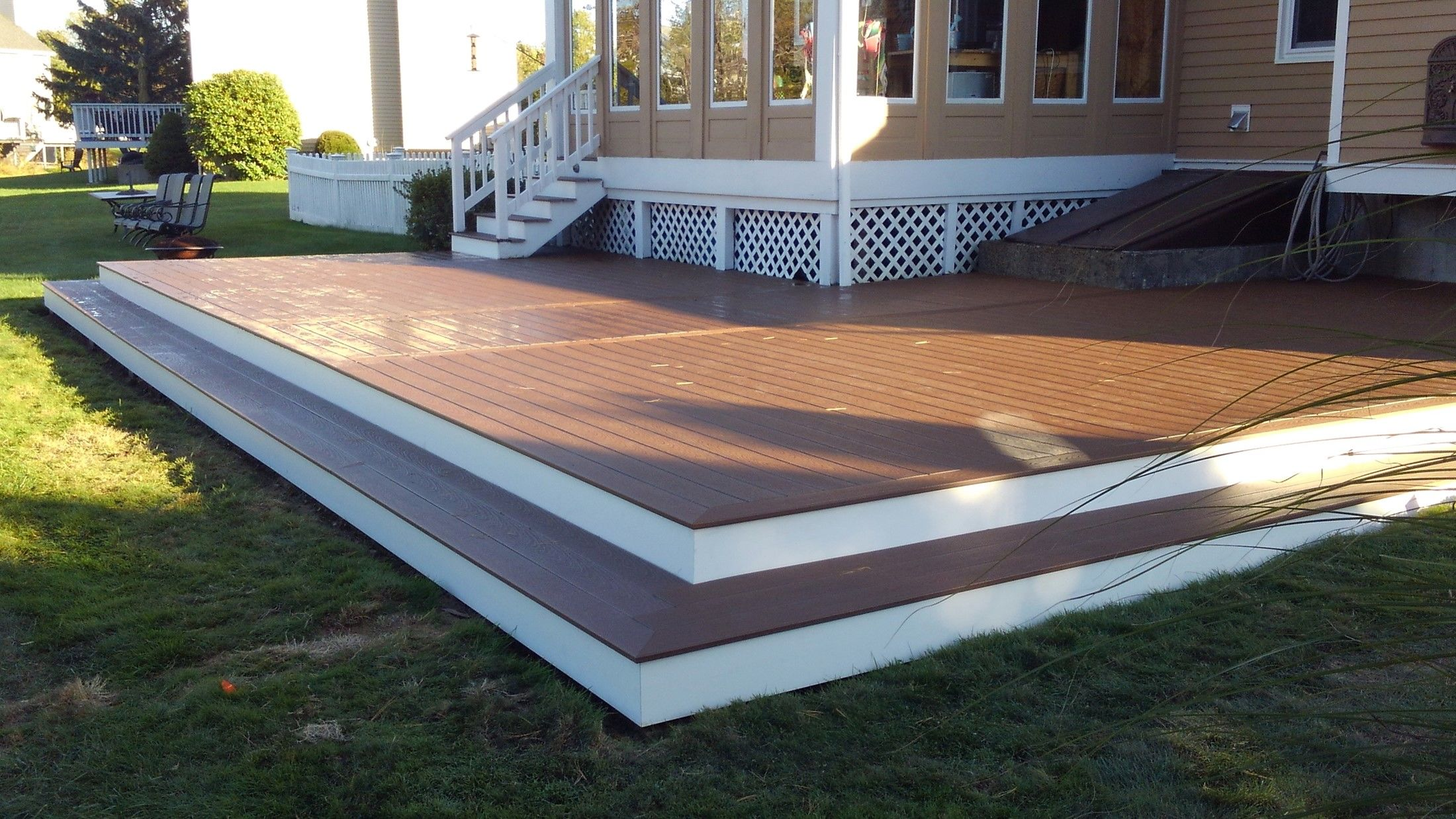 Deck Remodeling - Picture 7697