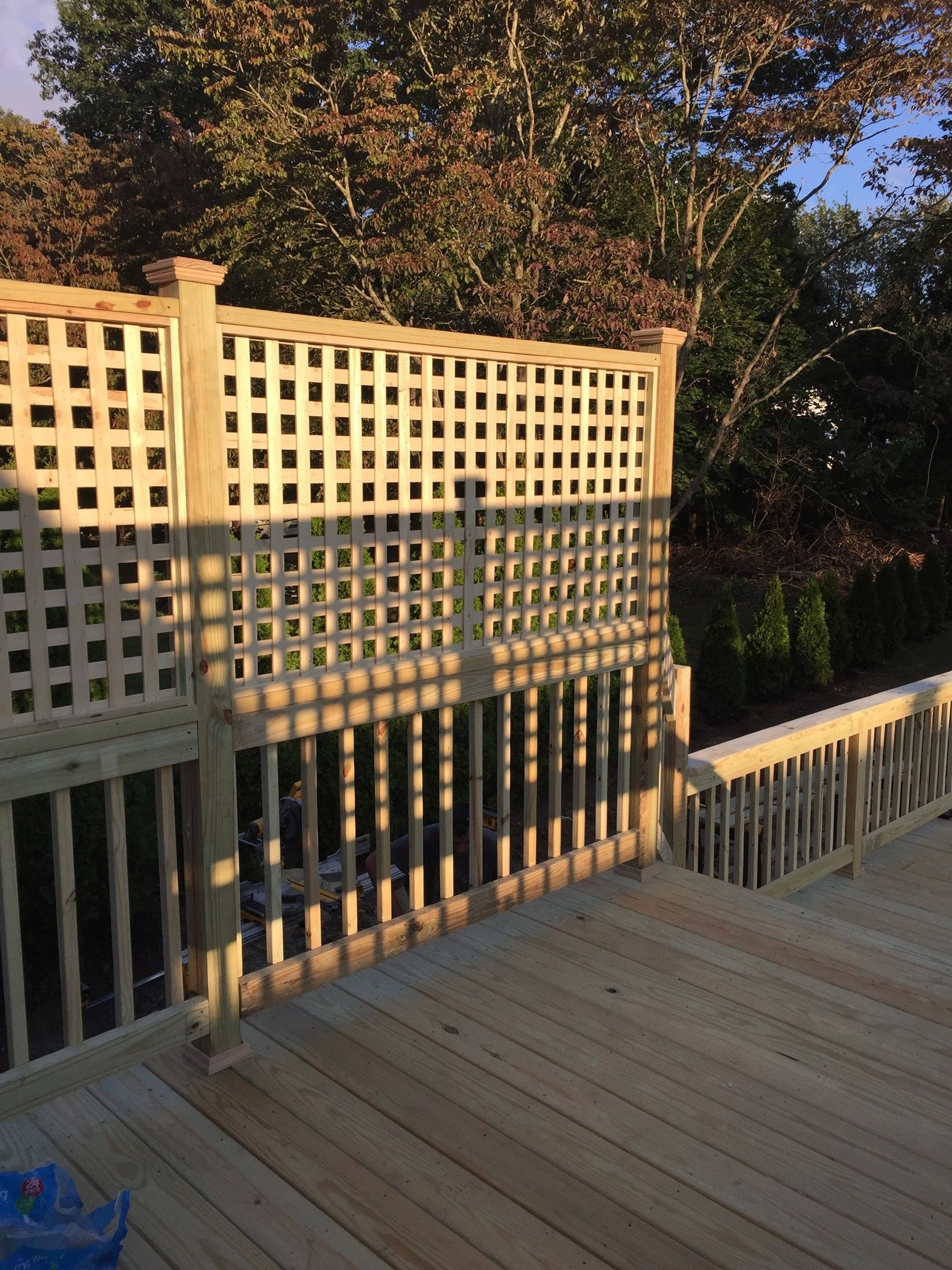 P/T Deck - Picture 7729