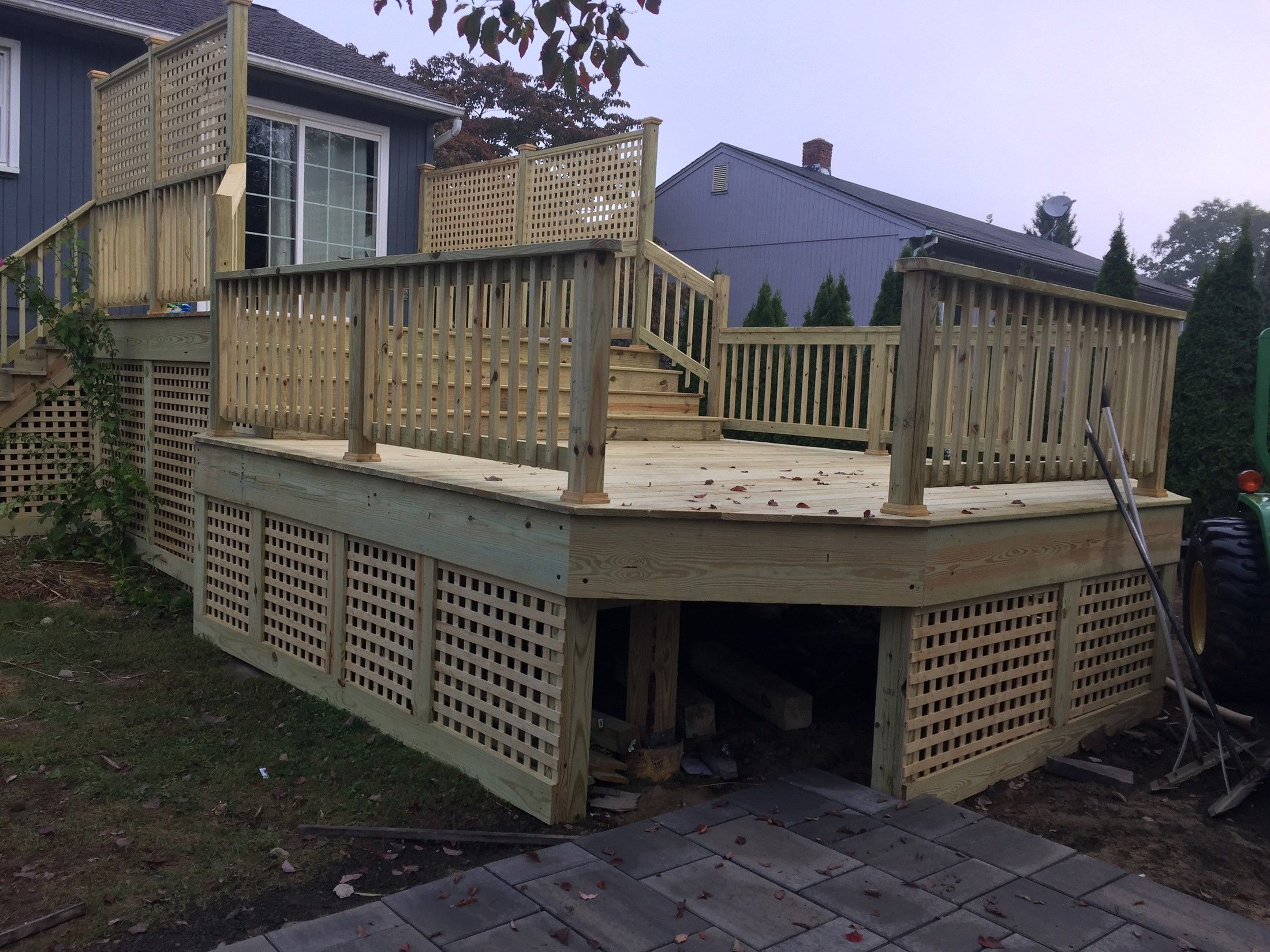 P/T Deck - Picture 7731