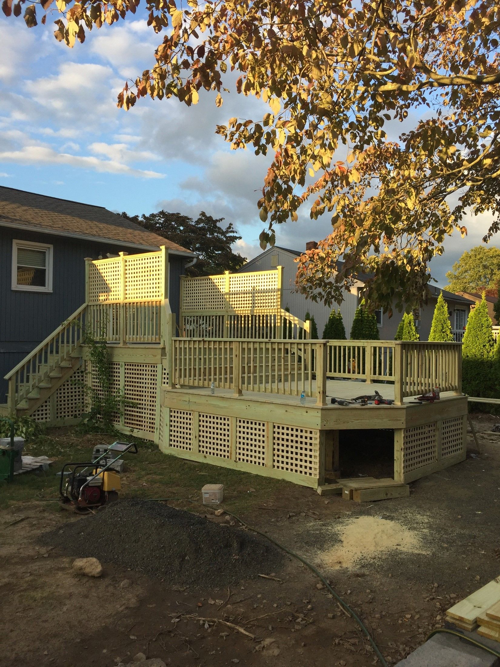 P/T Deck - Picture 7732